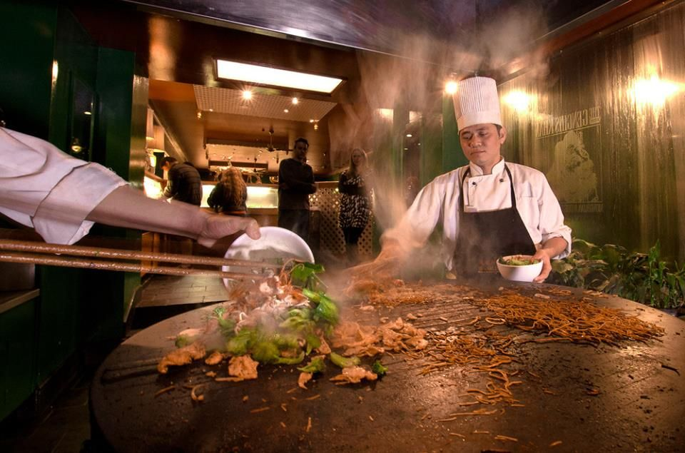 Genghis Khan Mongolian Barbecue Restaurant
