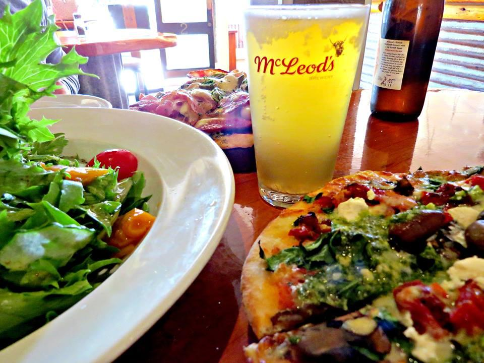 McLeods Pizza Barn & Taphouse