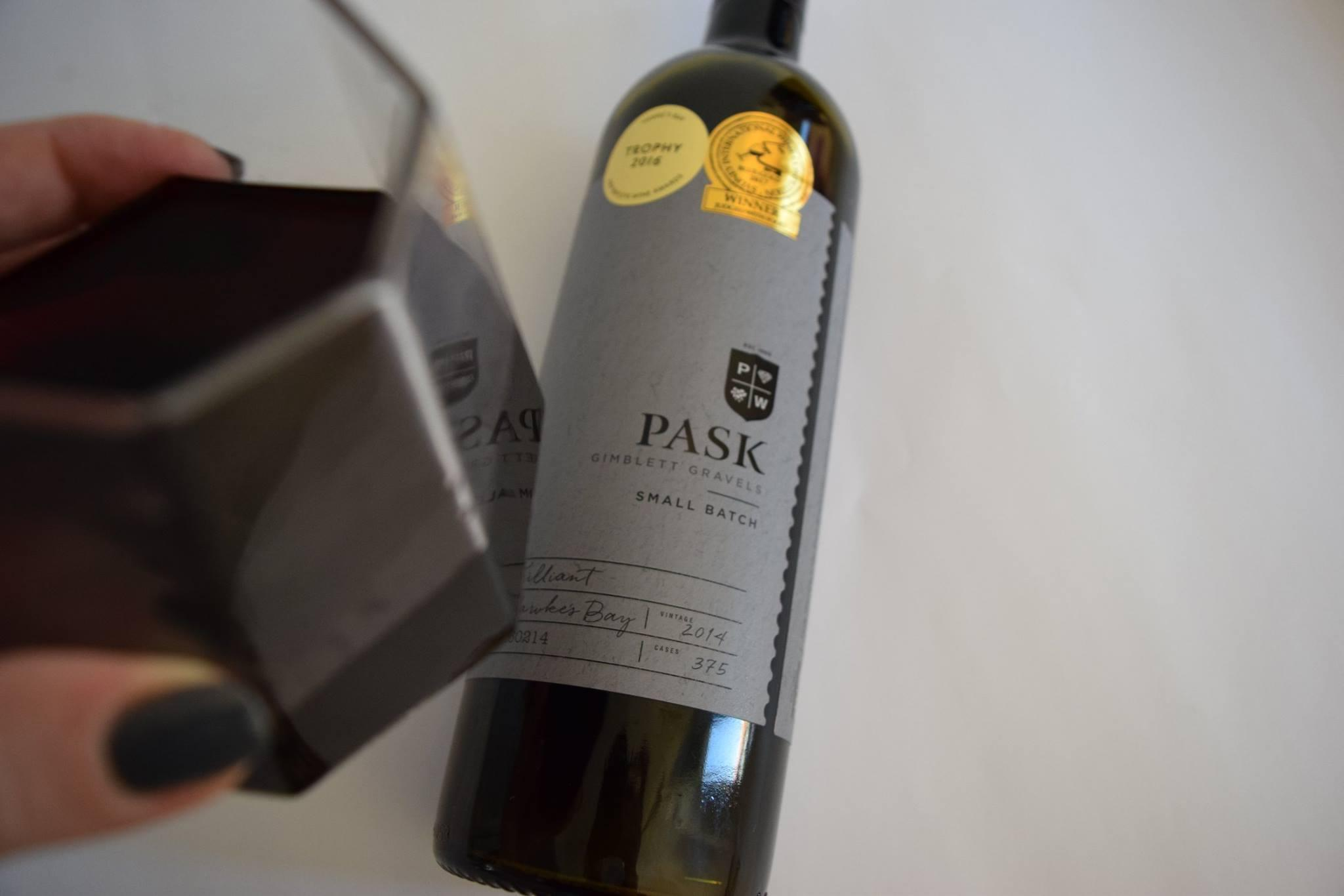 Pask Winery Ltd