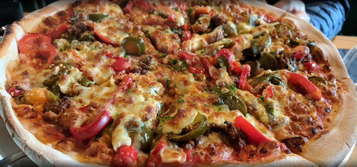 Fat Badgers Pizza Bar Queenstown