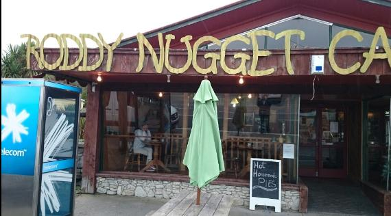 Roddy Nugget Cafe