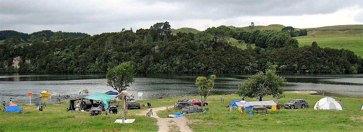 Arohena Campground