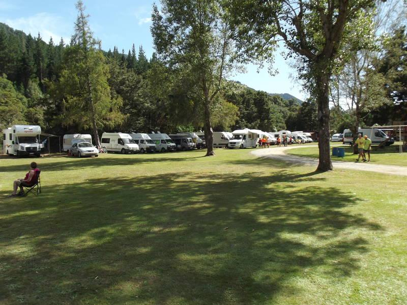Pinedale Motor Camp