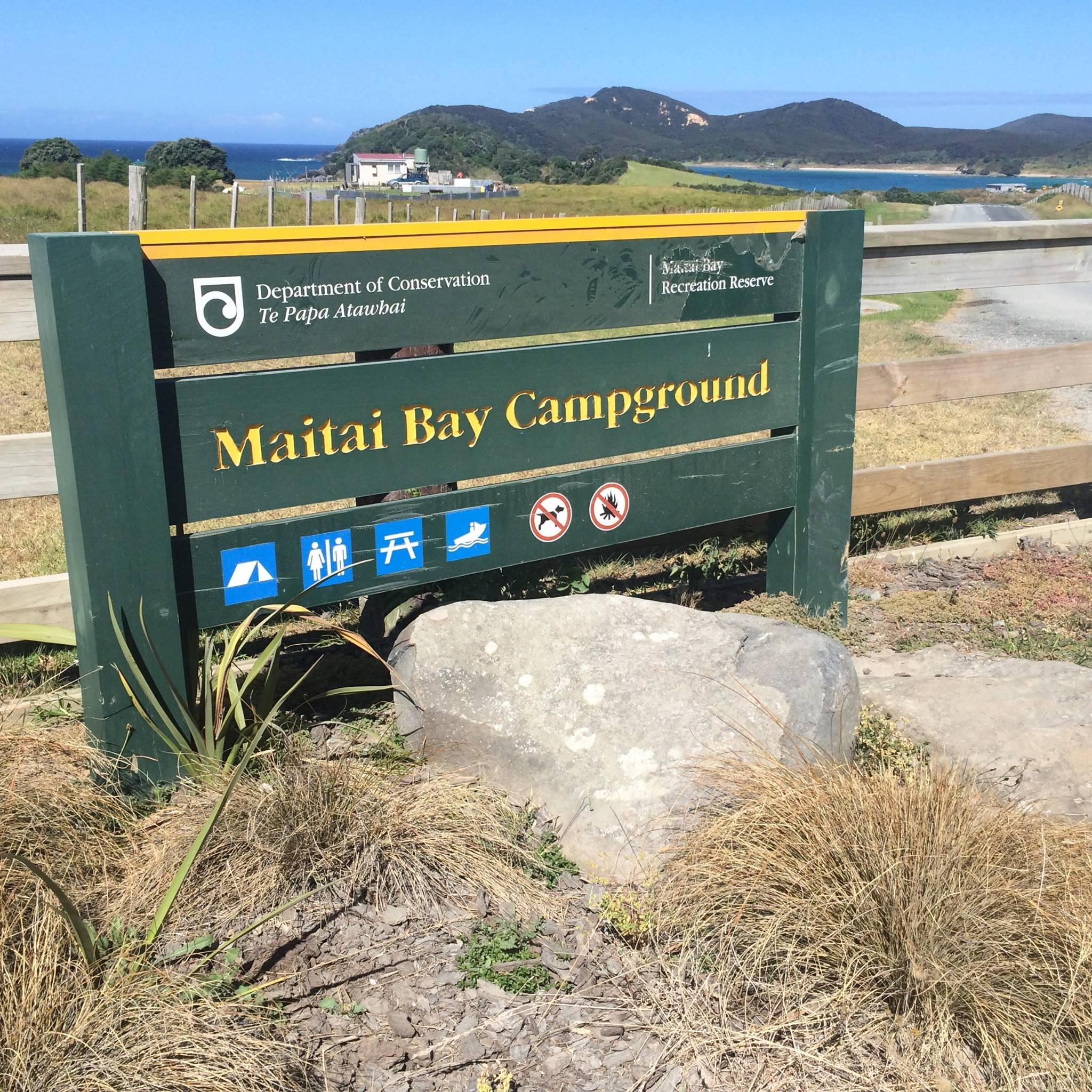 Matai Bay Campsite