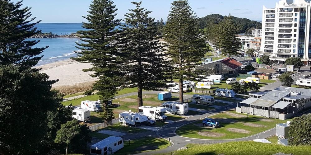 Mount Maunganui Beachside Holiday Park