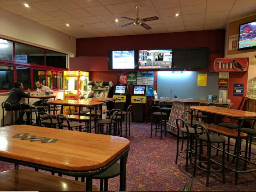 Rough Habits Sports Bar & Cafe