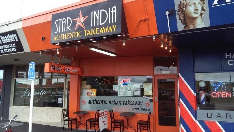 Star of India Takeaways