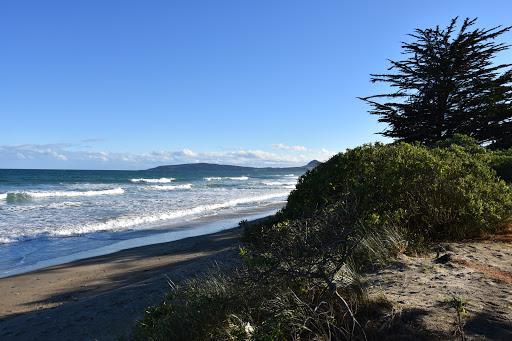 Katiki Beach North Reserve Rest Stop