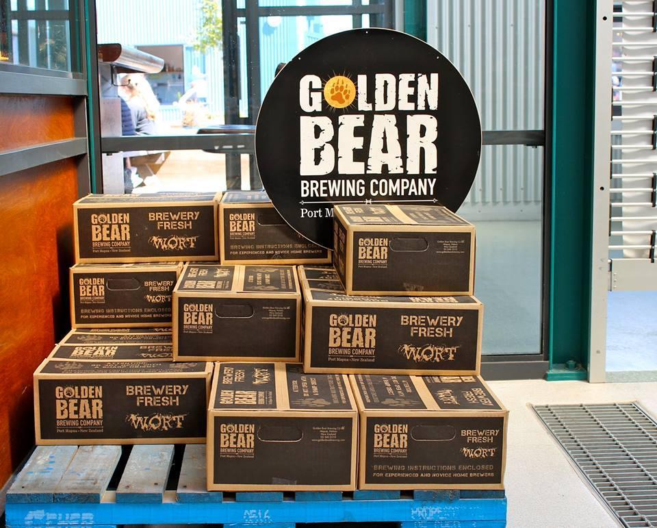 Golden Bear Brewing Company