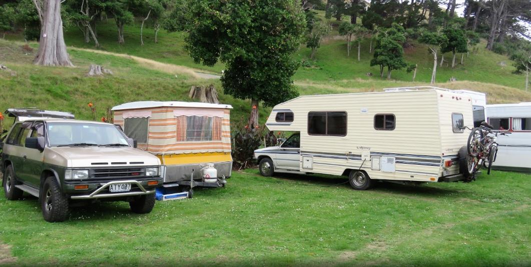Blackhead Beach Camping Ground