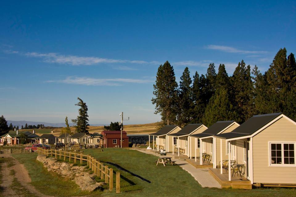 The Lodge & Cottages Wedderburn