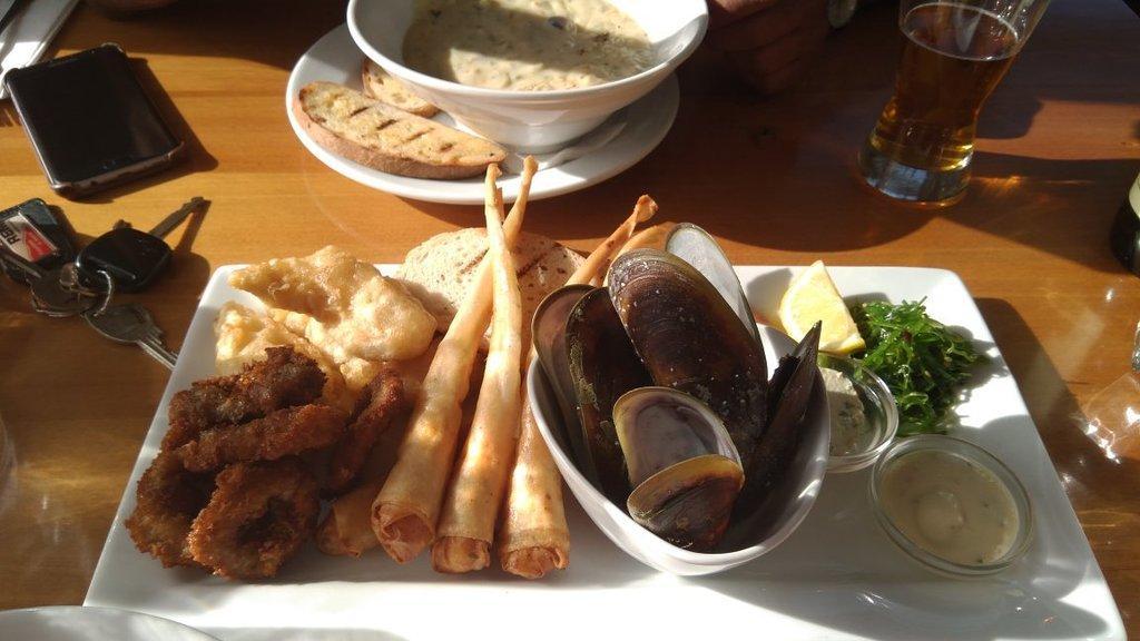 The Pier Hotel Restaurant