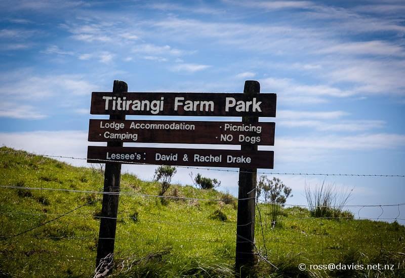 Titirangi Farm Park