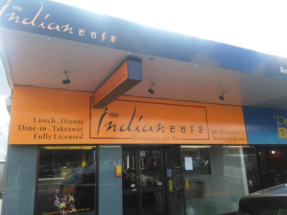 The Indian Cafe - Nelson