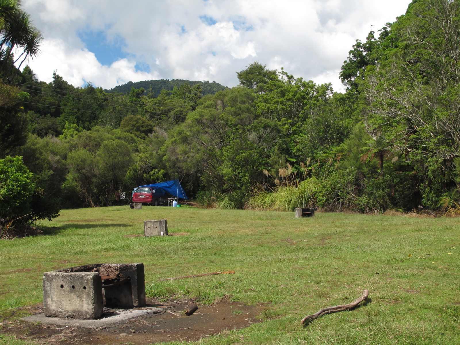Trestle View Campsite