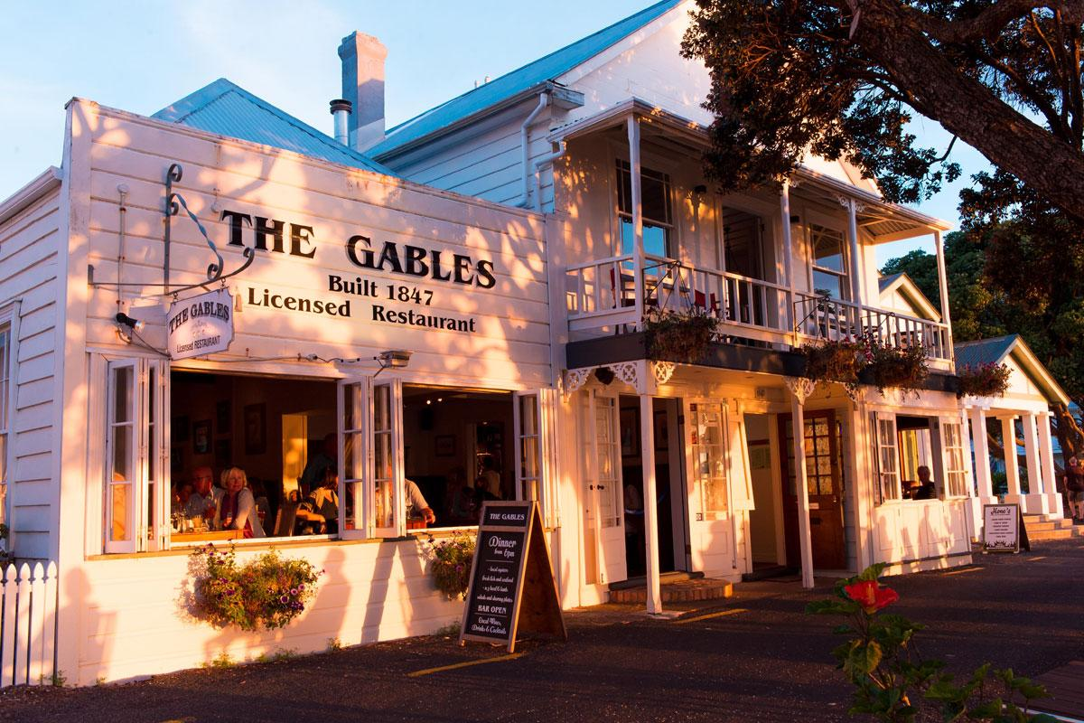 The Gables Restaurant
