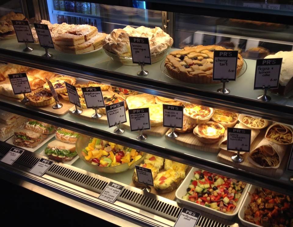 Pr's Cafe