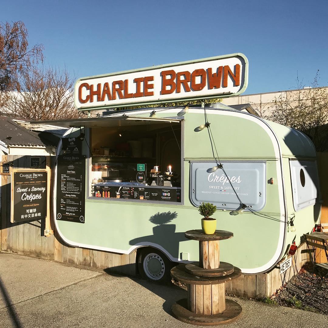 Charlie Brown Crêpes