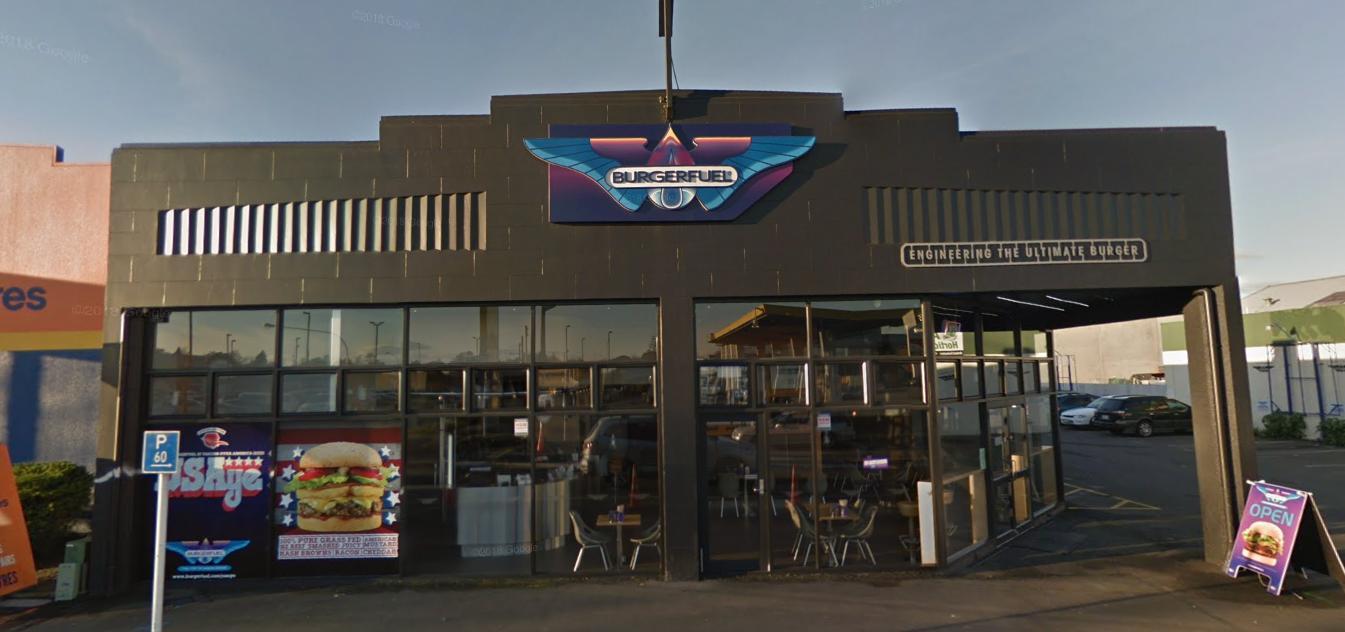 Burger Fuel Hastings