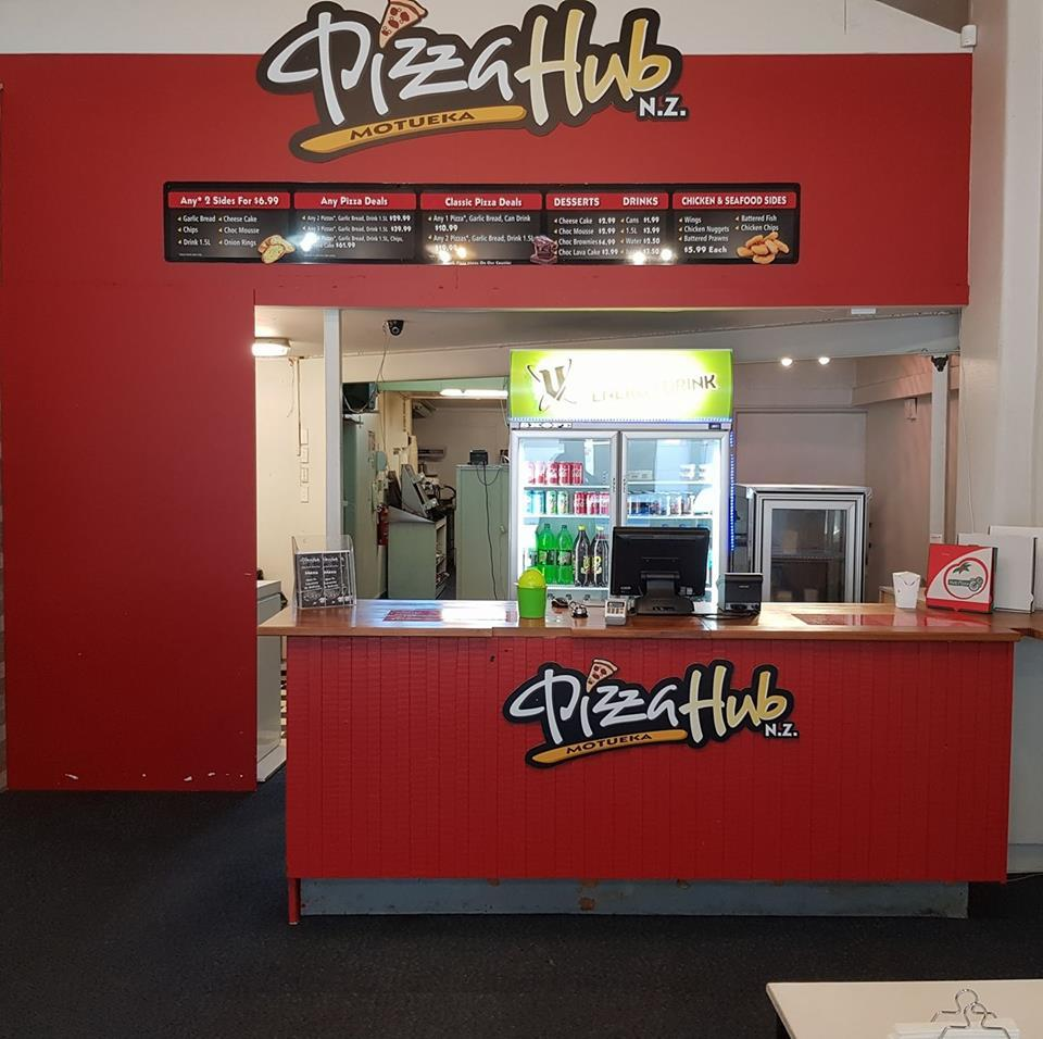 Pizza Hub Nz