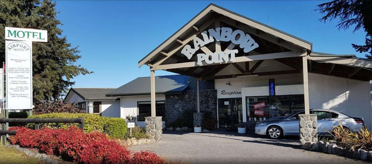 Airport Motel at Rainbow Point Motel