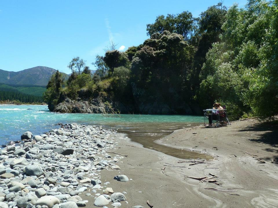 Kowhai Point Camping Area