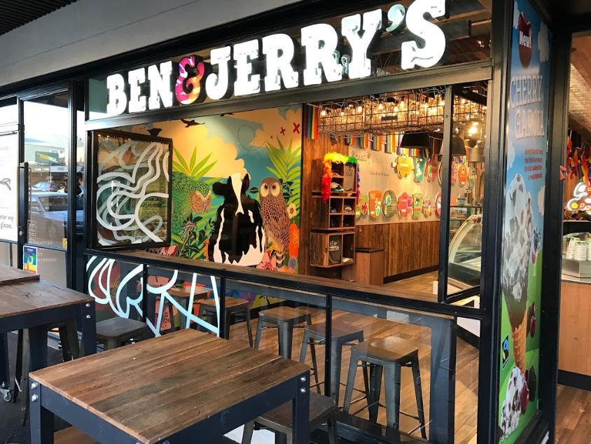 Ben & Jerry's Ponsonby
