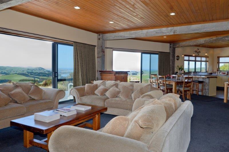 Tiromoana Catlins Ocean View Accommodation