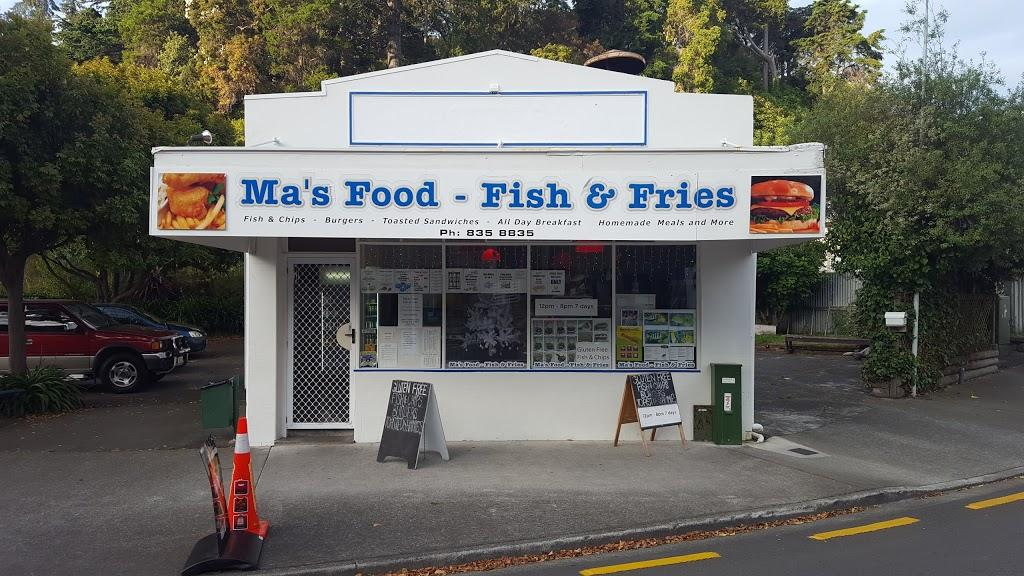 Ma's Food - Fish & Fries