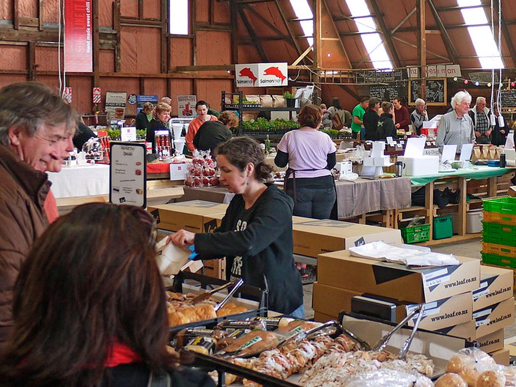 Boric Food Market