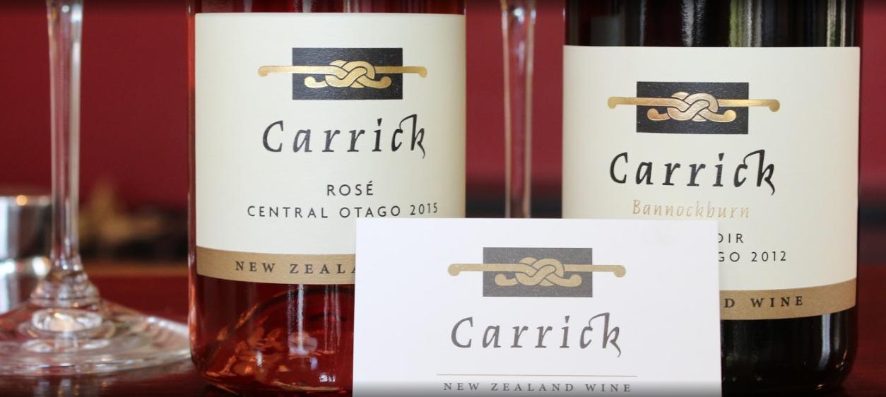 Carrick Wines