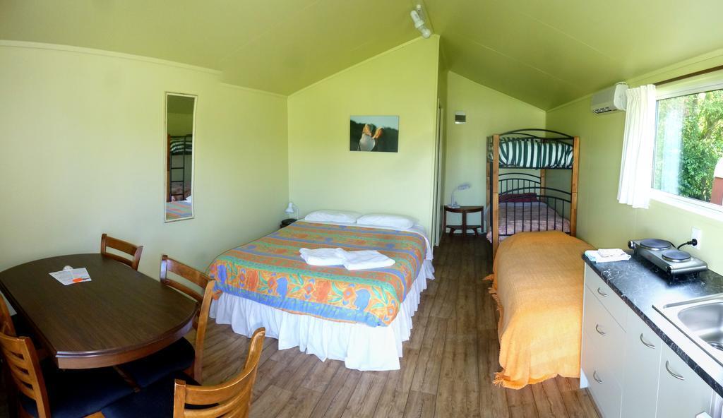 Moeraki Boulders Kiwi Holiday Park