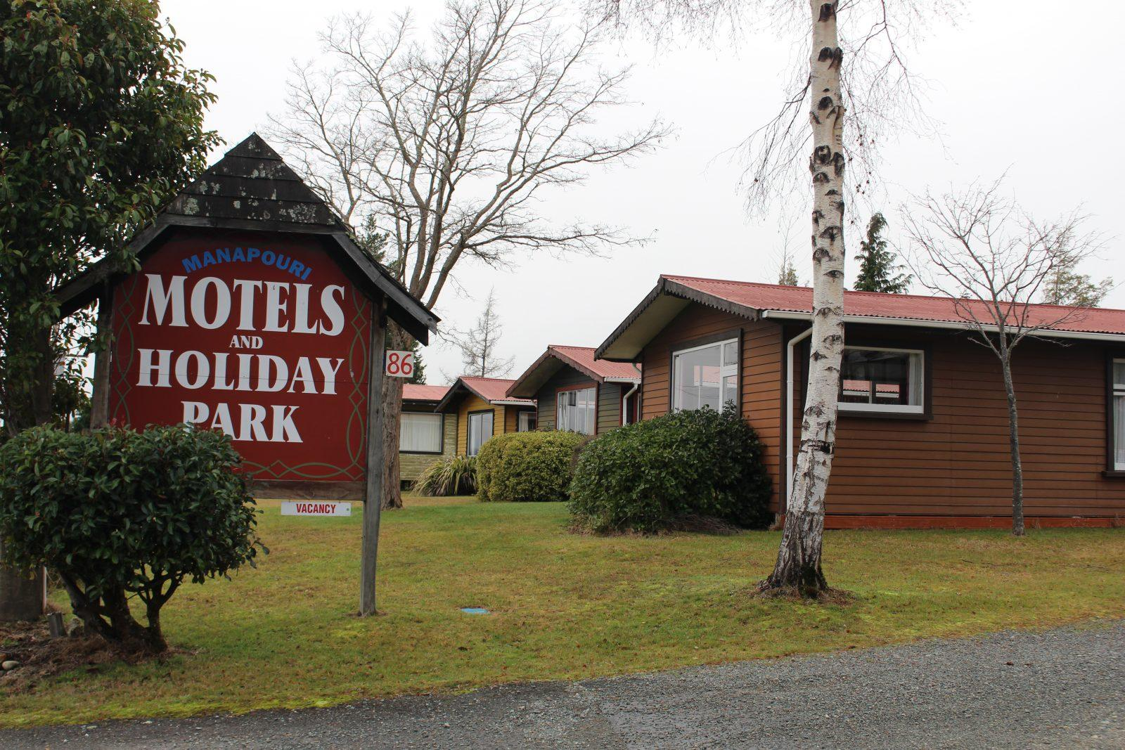 Manapouri Motels & Holiday Park