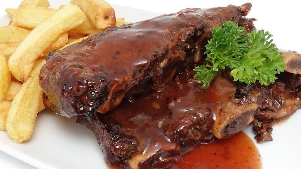 Rack N Roll Ribs Penrose