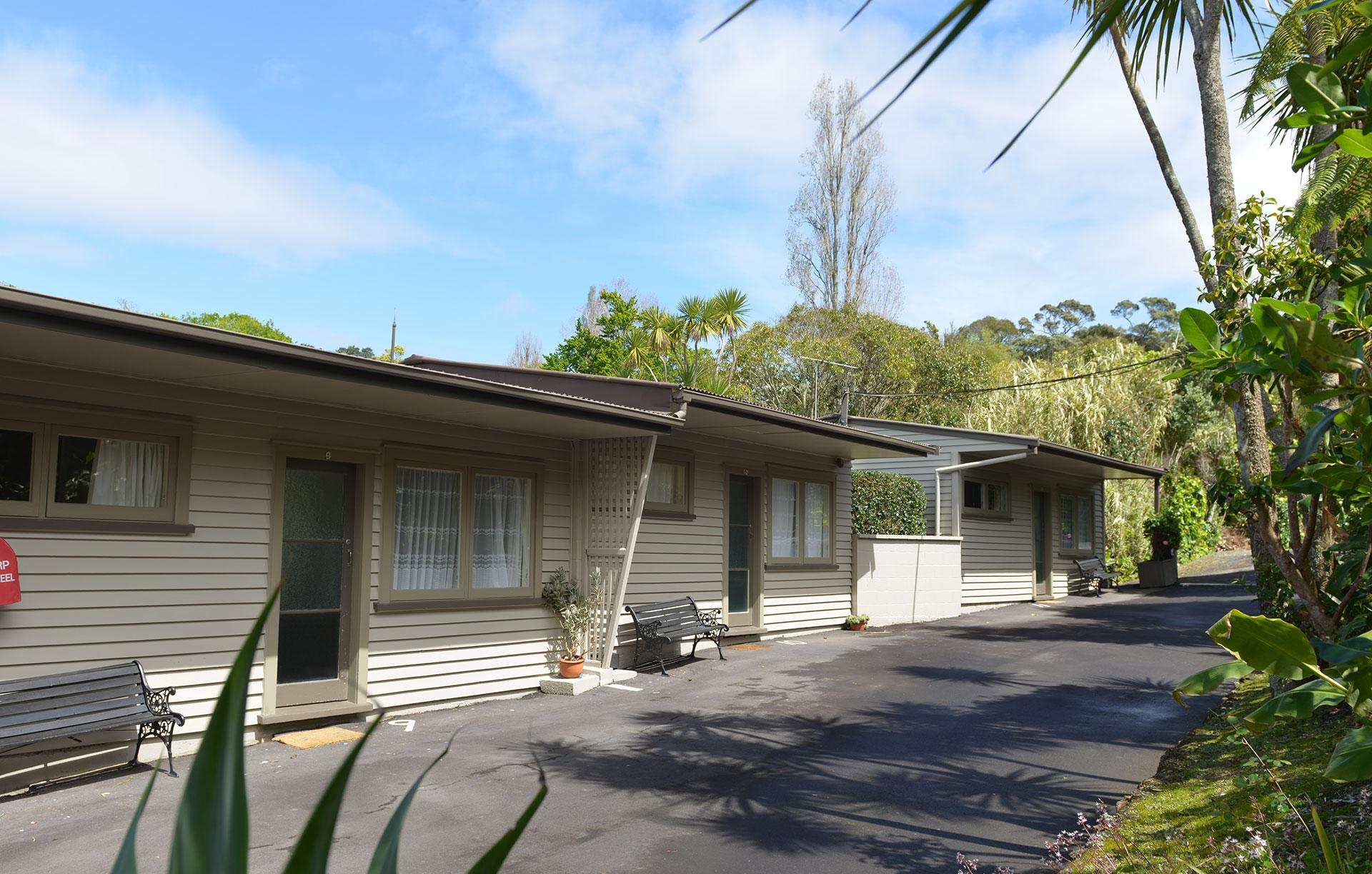 Remuera Motor Lodge & Inner City Camping Ground