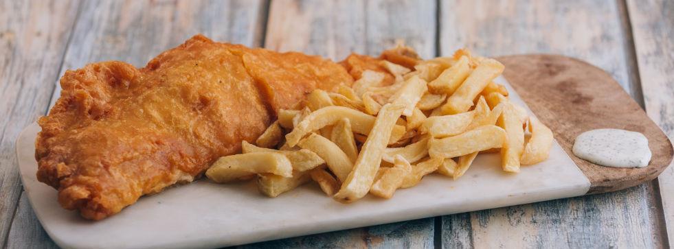 Kings Chinese Fish N chips Takeaways