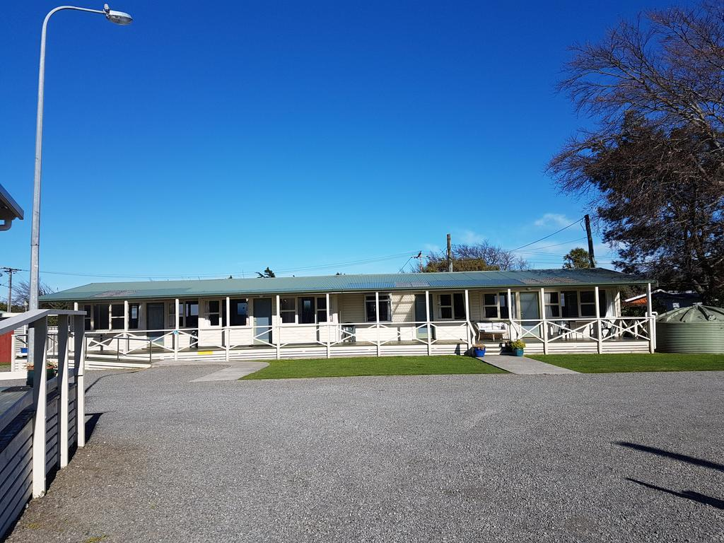 Featherston Motel and Camping