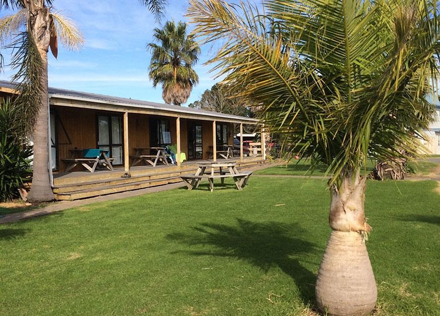 Clarks Beach Holiday Park
