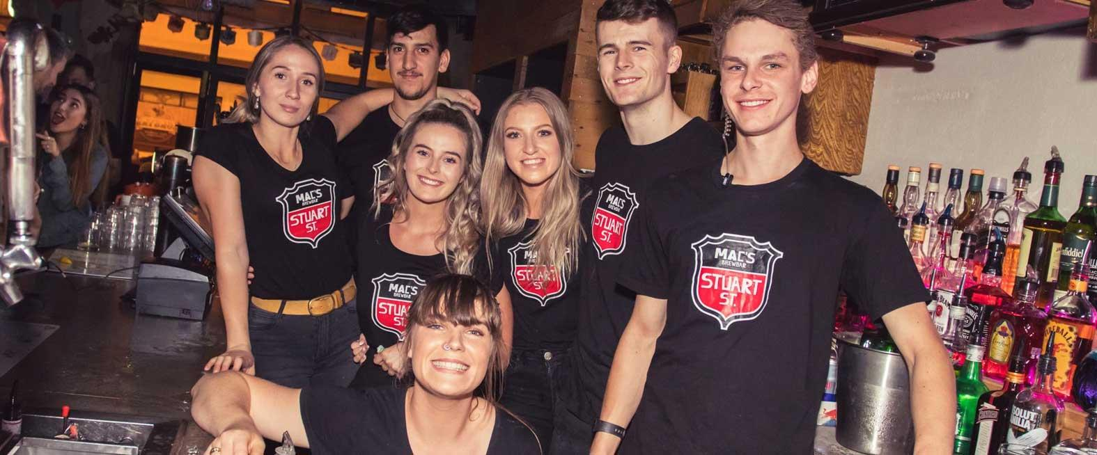 Stuart St Mac's Brew Bar
