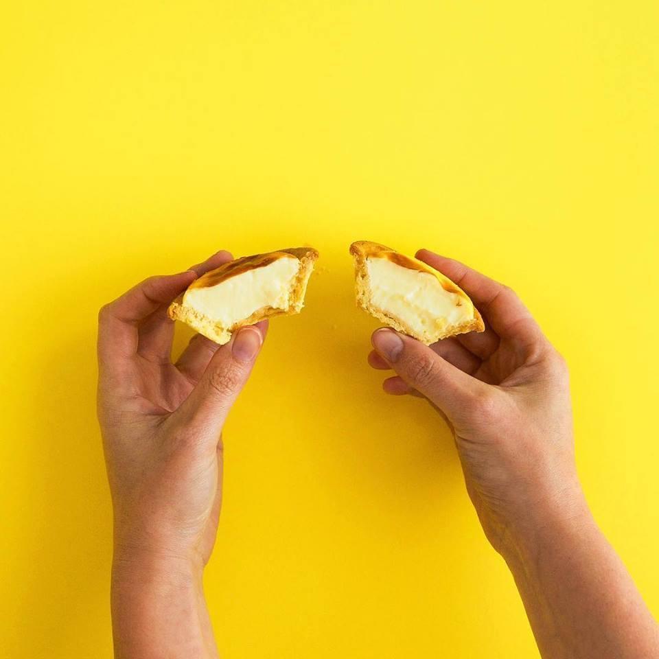 Hokkaido Baked Cheese Tart Auckland