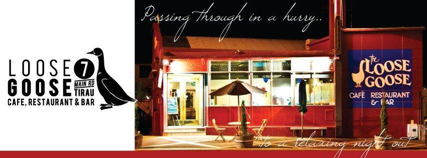 Loose Goose Cafe, Restaurant & Bar