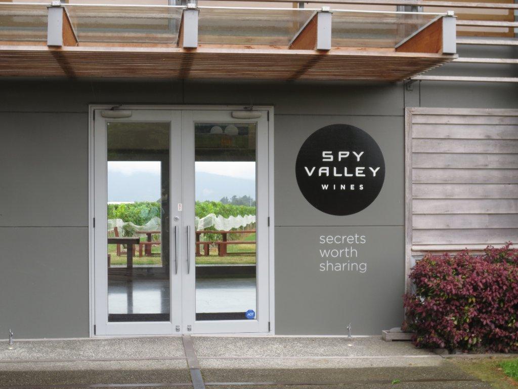Spy Valley Wines