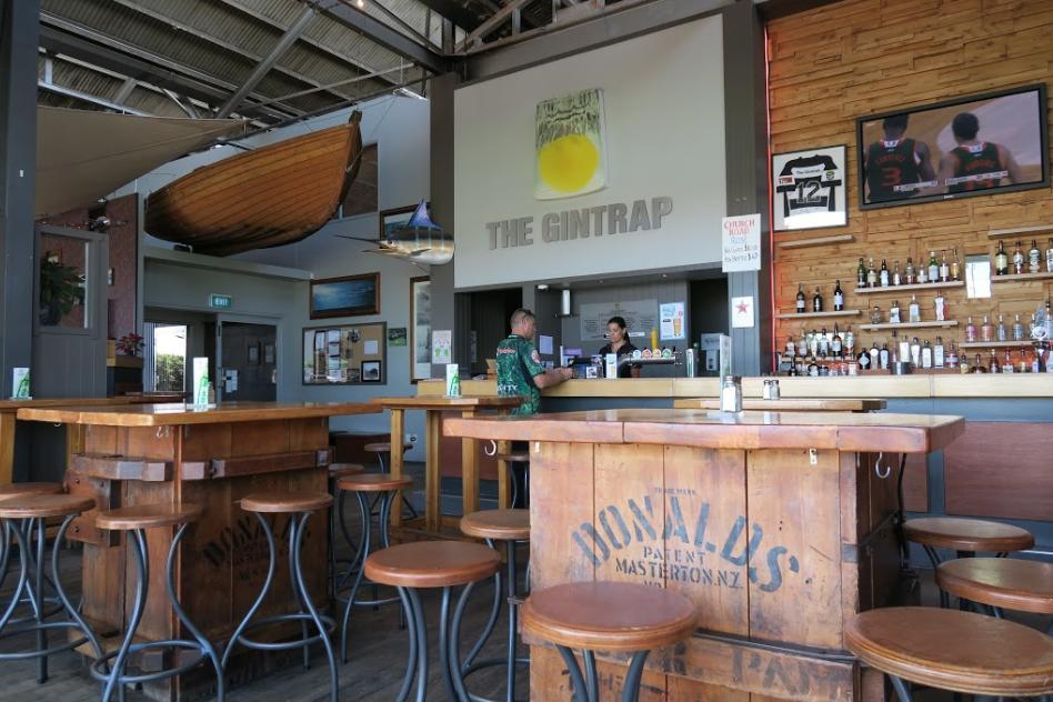 The Gintrap Restaurant & Bar