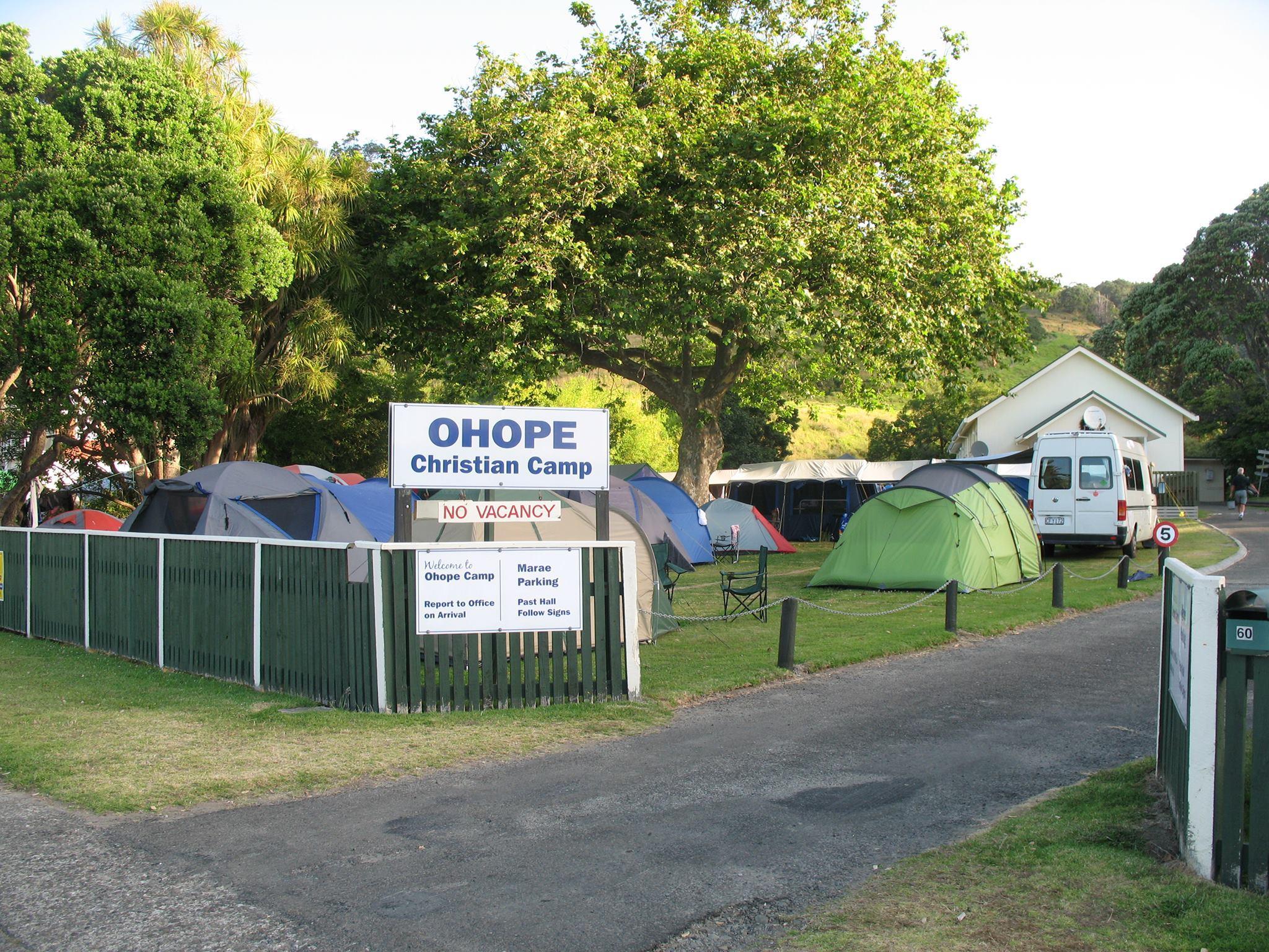 Ohope Christian Camp
