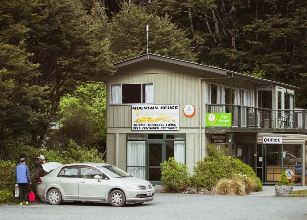 Mountain House - YHA Arthurs Pass