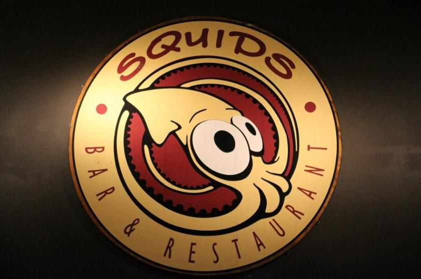 Squids Bar & Restaurant
