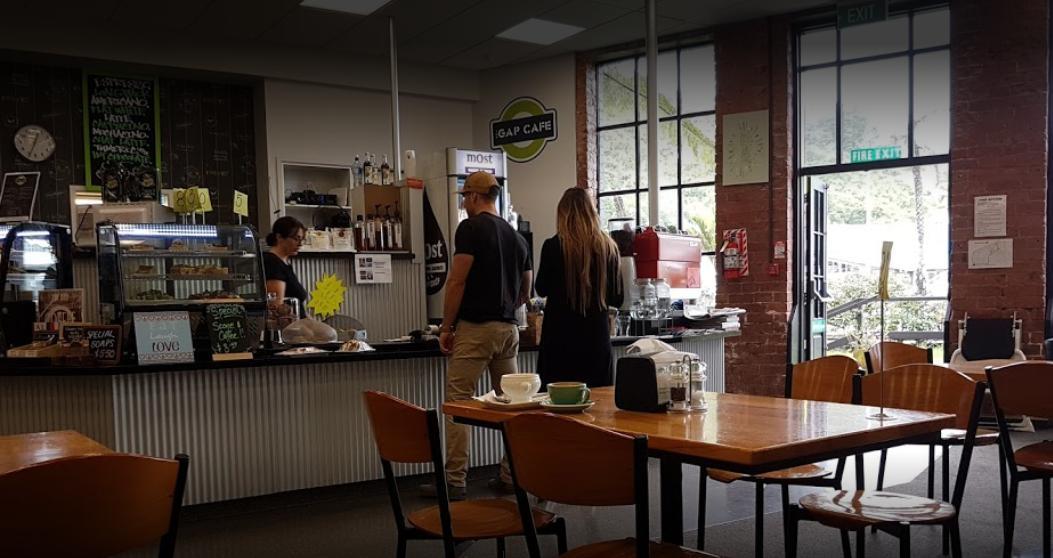 The Gap Cafe