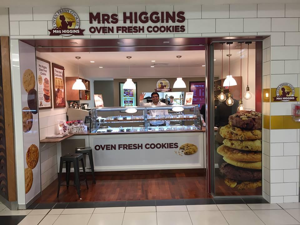 Ma Higgins Cafe
