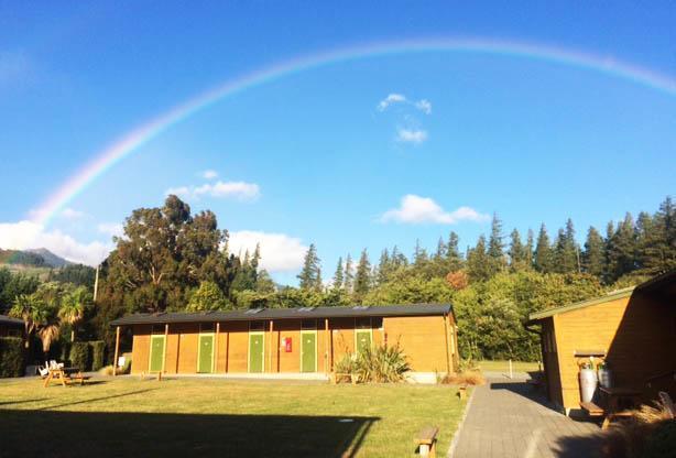 Hanmer Springs Forest Camp