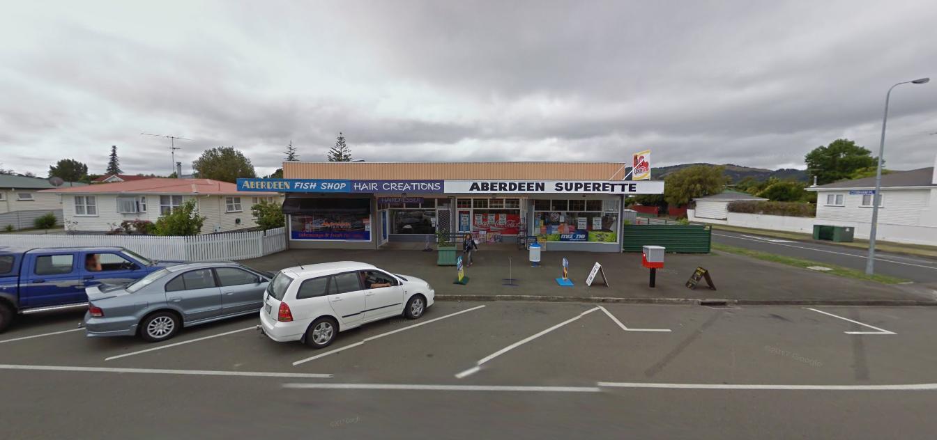 Aberdeen Fish Shop